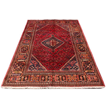 Used Hand Knotted Persian Rug Vintage Oriental Rugs And Carpets Woven Area
