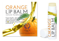 Orange Lip Therapy Balm