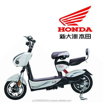 Honda Electric Bicycle M 8 With Cbs And Scooter Frame