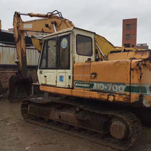 Used JAPAN KATO 700 Excavator mechanical digger