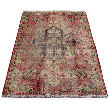 Vintage Persian Rugs And Carpets Hand Knotted Oriental Used For Whole
