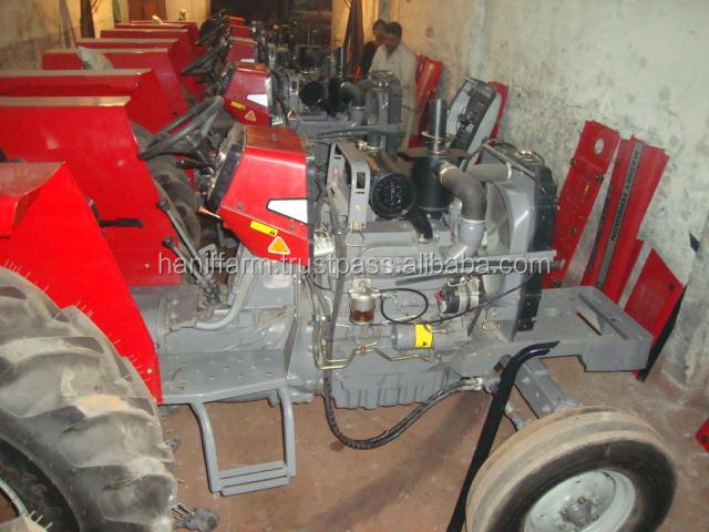 Massey Ferguson 385 85 Hp / 2wd Farm Tractors