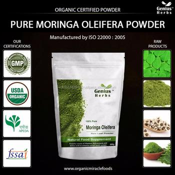 Moringa Leaf Powder -60 Mesh Superior Grade