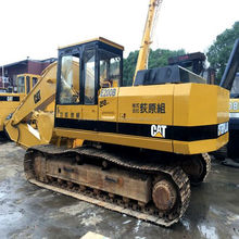 caterpillar excavator used excavator machine for sale cat e200b hydraulic excavator