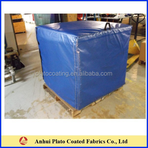 Fire Retardant Uv Protecting Waterproof Pallet Covers