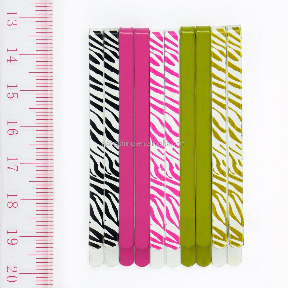 Hair accessories manufacturers - Hair Accessories Manufacturers China Girl Black Fancy Hairpin With Color Tips