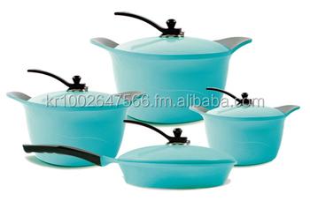 Racena recubierto de cer mica utensilios de cocina for Utensilios de cocina de ceramica