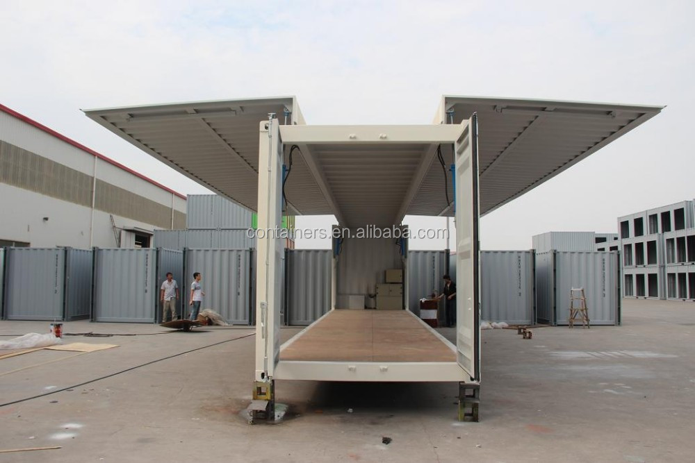 40ft Side Open Flying Shipping Container Buy 40ft Side