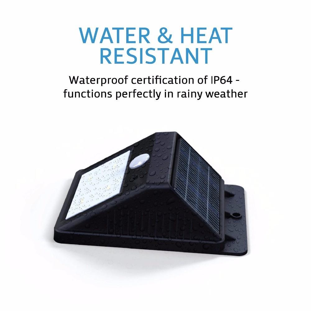 12 Led Motion Sensor Outdoor Led Solar Wall Light - Buy Led Solar Lamp Outdoor,Led Light With ...