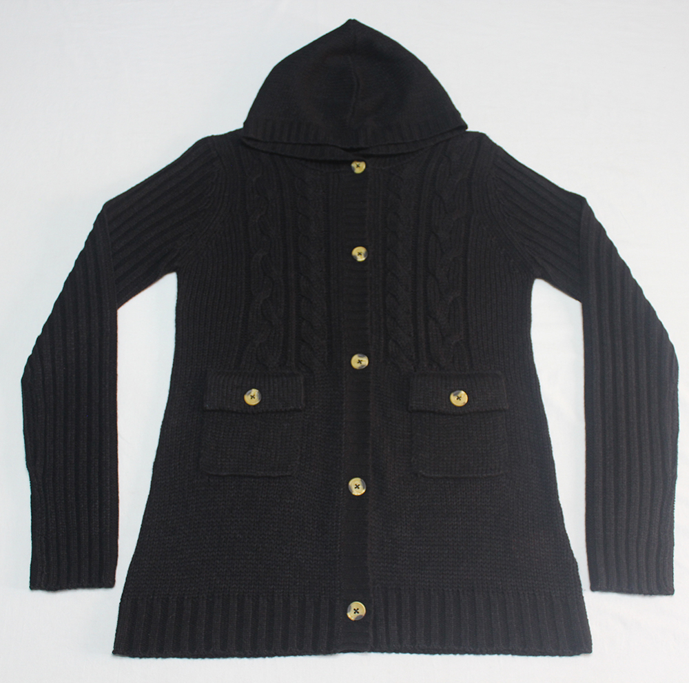 Long Hooded Cardigan Sweater, Long Hooded Cardigan Sweater ...