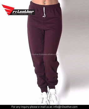 fcb49ad7df9110 Custom women jogger sweatpants /wholesale compression joggers/sport running  pants for