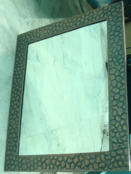 Metal Mirror Frame Wrought Iron Framed Mirror Fancy Mirror