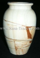 Marble Jar/ Onyx Handicrafts / Design Marble Crafts / Marble Handicrafts