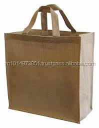 Widely used Cheapest jute handled Tote bag