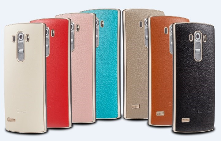 online store 18fbf 40fed Voia For Lg G4 Beat Skin Shield Genuine Leather Back Cover - Buy Leather  Case For Lg,G4 Beat Battery Cover,G4 Beat Case Product on Alibaba.com