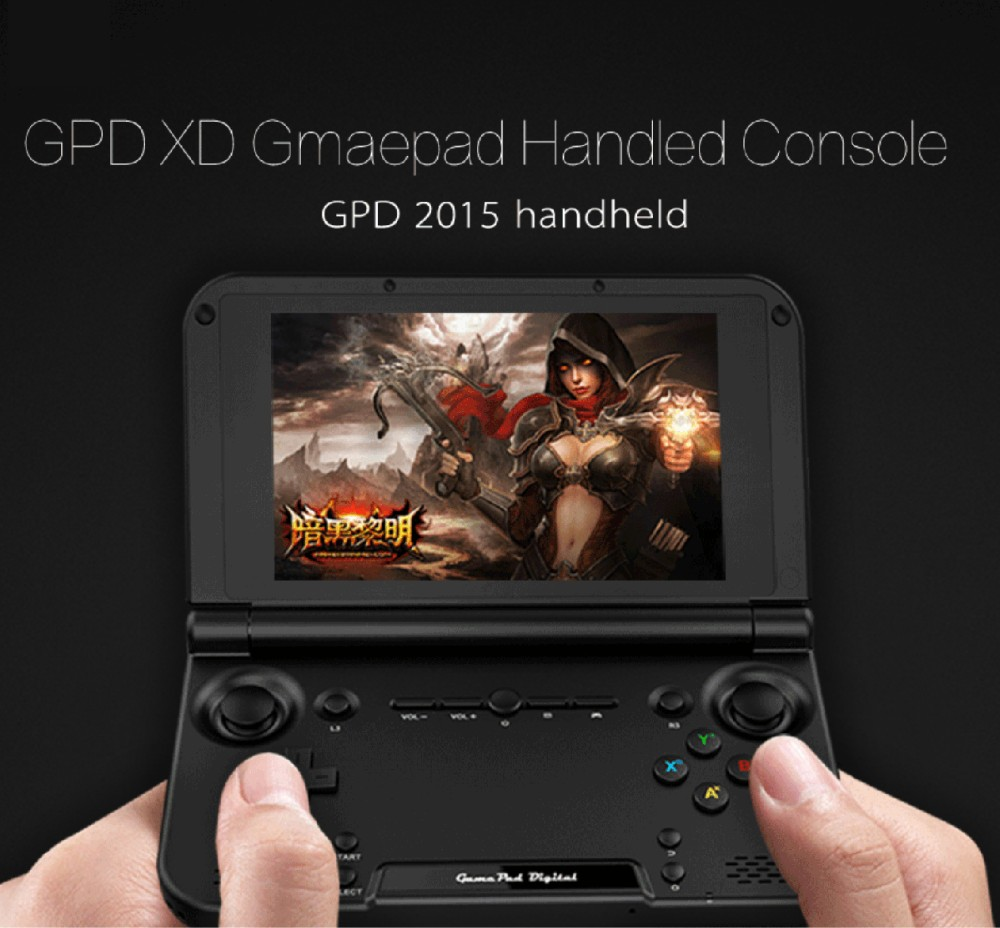Droidbox Playon Gamepad Handheld 5