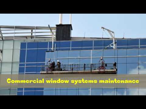 Atrium repairs and services