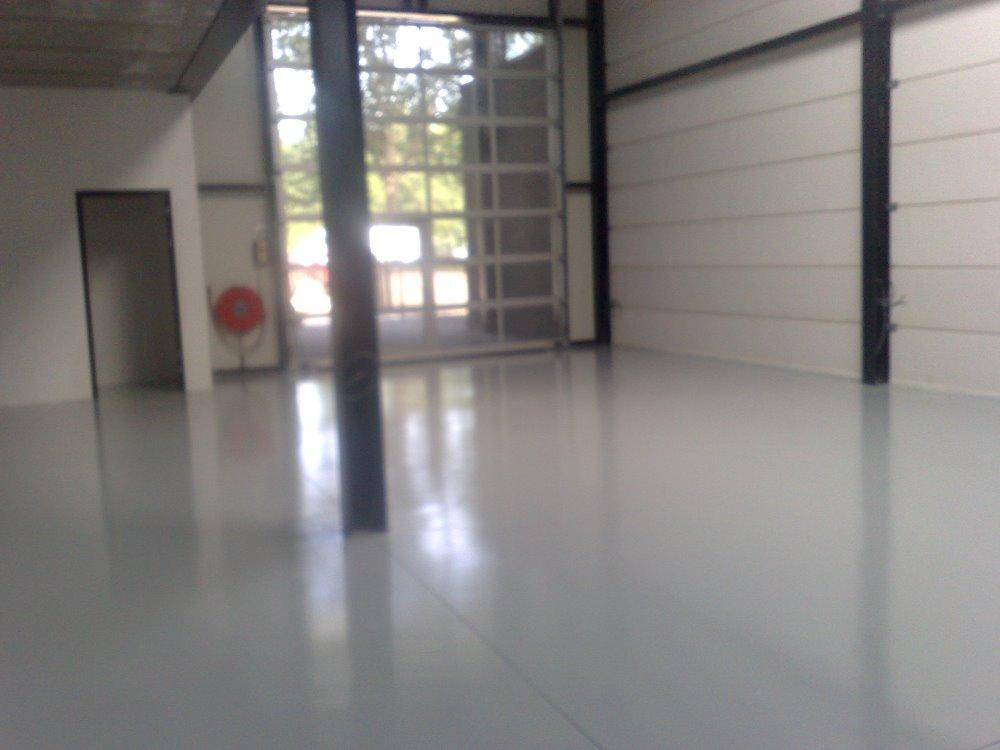 Zelfnivellerende chemische slip 2 k epoxy vloer verf gebouw coating product id 50029635677 dutch - Vloer roller ...