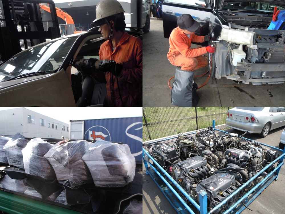 Used Car Spare Parts In Japan