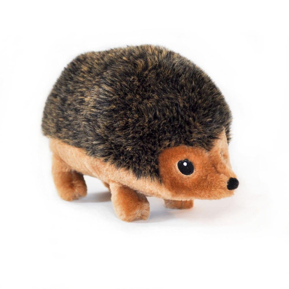 9 Inch Hedgehog Squeaky Stuffed Animal Plush Toy Baby Plush Hedgehog