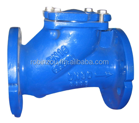 DIN Cast Iron Ball Check Valve