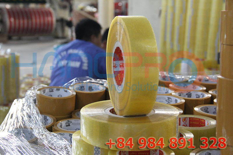 36m to 1000m length PSA packing tapes for packaging supplies