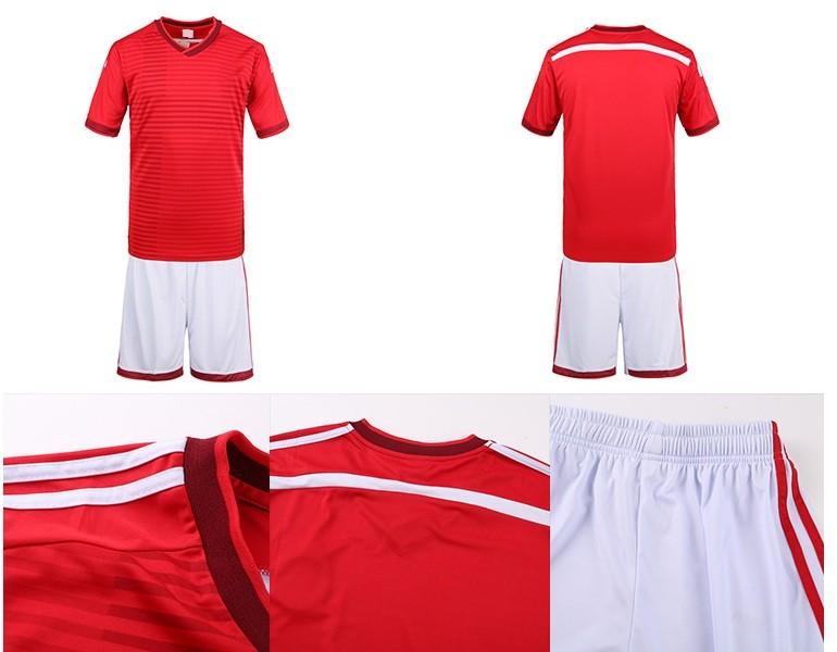 d322b70bb Customized Team Soccer Uniform Kit Custom Football Kits - Buy Custom ...