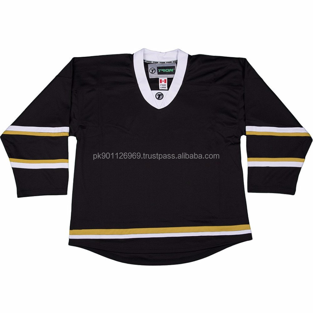 blank practice hockey jerseys