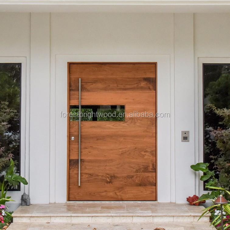Custom Mahogany Modern Front Entry Doors Residential Entrance Pivot Doors For Sale Buy Front