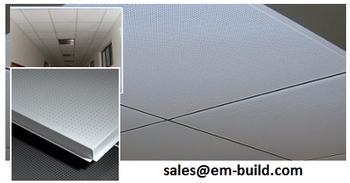 Uae Based Supplier Of Ceiling Tiles Metal Acoustic 971