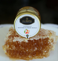 100% from Australia raw honey brands