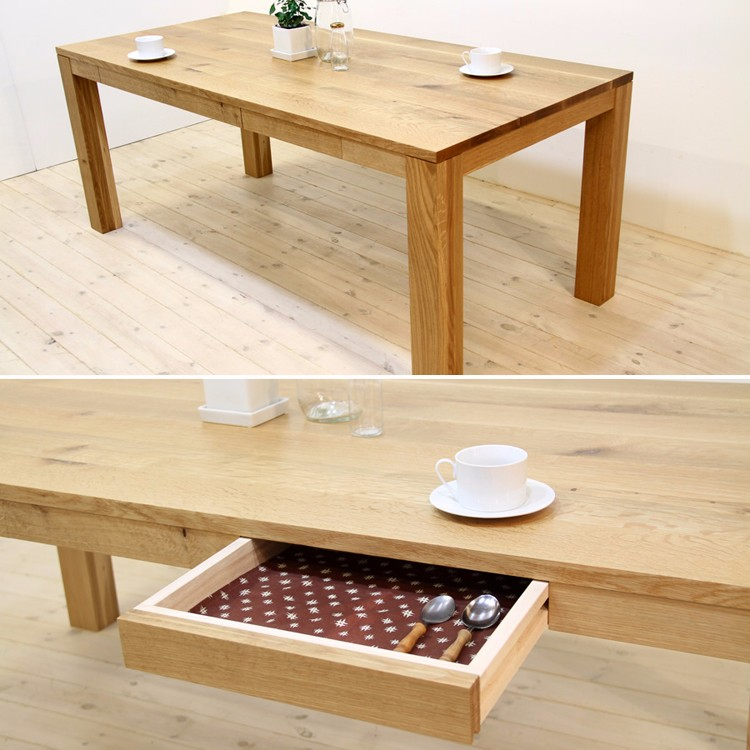 Durable And Fashionable Dining Table And Chairs Beech Wood Furniture At  Reasonable Prices , Small Lot