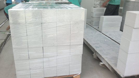 High Quality Autoclave Aerated Concrete Aac Block 600x200x150mm Buy Autoclaved Aerated