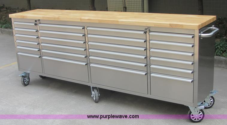 96 inch with 24 drawers metal tool chest/ husky tool cabinet - buy