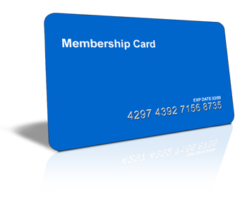 Captivating Factory Customized Membership Card With Barcode