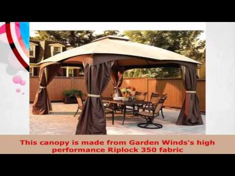 Garden Winds Replacement Canopy for Lowes Dome 10 x 12 Gazebo Replacement Canopy & Cheap Ez Up Canopy 12x12 find Ez Up Canopy 12x12 deals on line at ...