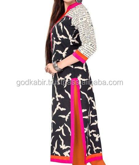 Indian design kurti Royal Embroidered trade Long Top Indian Kurti Kurta  Ethnic Tunic Bollywood Designer. Indian Design Kurti royal Embroidered Trade Long Top Indian Kurti