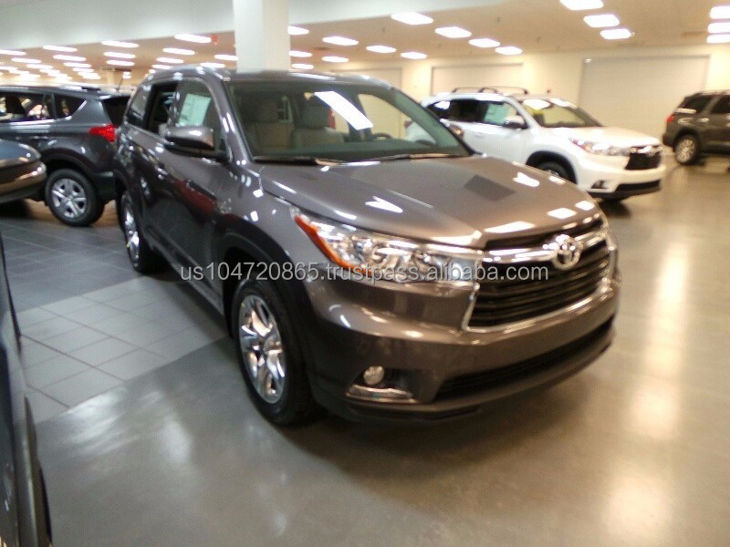 2016 toyota highlander limited v6 awd export buy toyota suv highlander product on. Black Bedroom Furniture Sets. Home Design Ideas