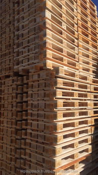 EPAL EURO PALLETS WOODEN BLOCKS