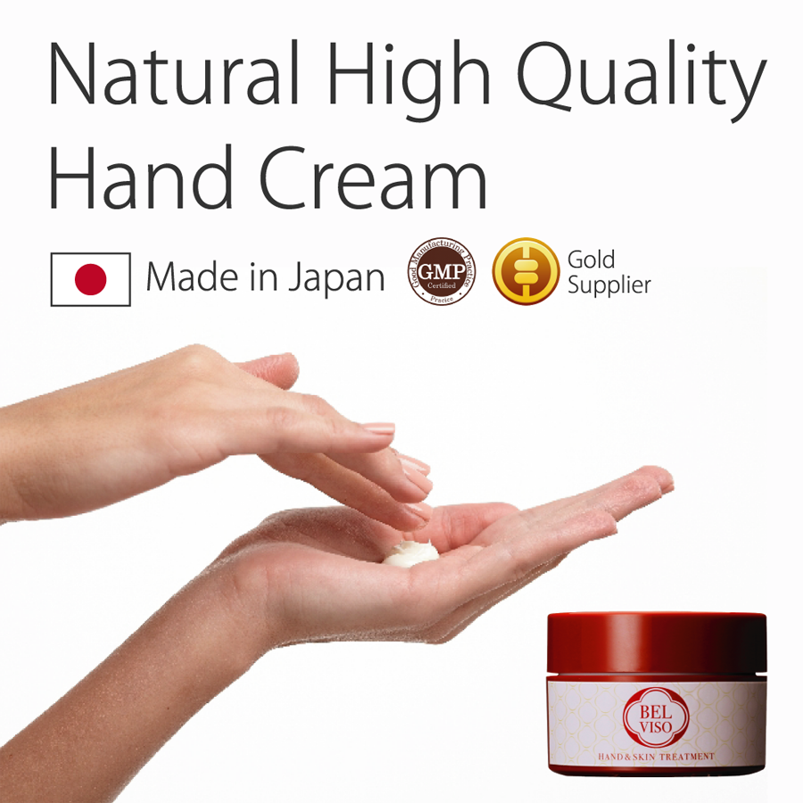 High-grade and High quality silky pleasure cream made of Japanese food raw materials