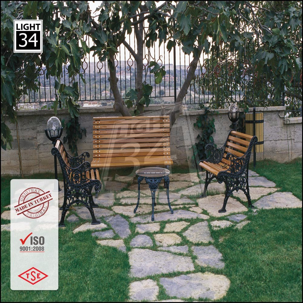 Garden Bench Metal Frame Wooden Bench Outdoor Furniture Buy Outdoor Furniture Wooden Bench