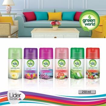 High Quality Air Freshener Green World Refill Buy Air Freshener