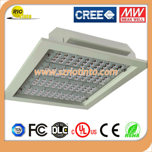 Led Canopy Industrial Lighting High Bay Low Bay Light Fixture ...