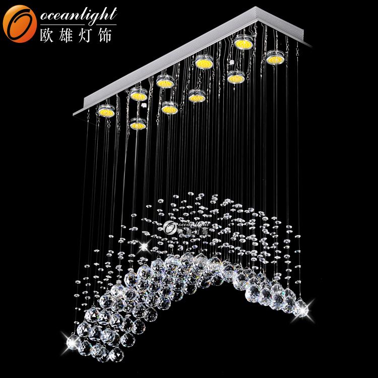Chinese K9 Crystal ChandeliersCrystal Pendant Lamp