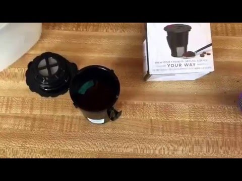 official keurig 20 my kcup reusable coffee filter review official refillable keurig 20 review - Cheap Keurig