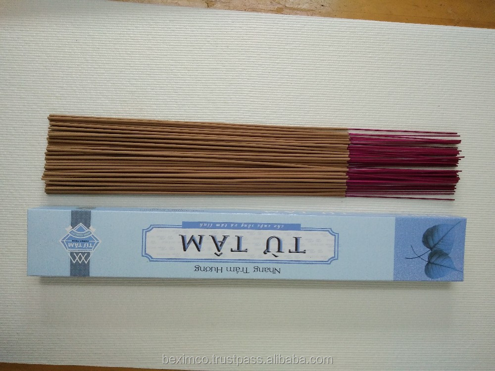 High Standard Agarwood Incense with stick - 30cm burning part