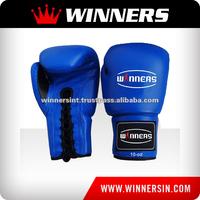 Pakistan Winners Blue Boxing Gloves