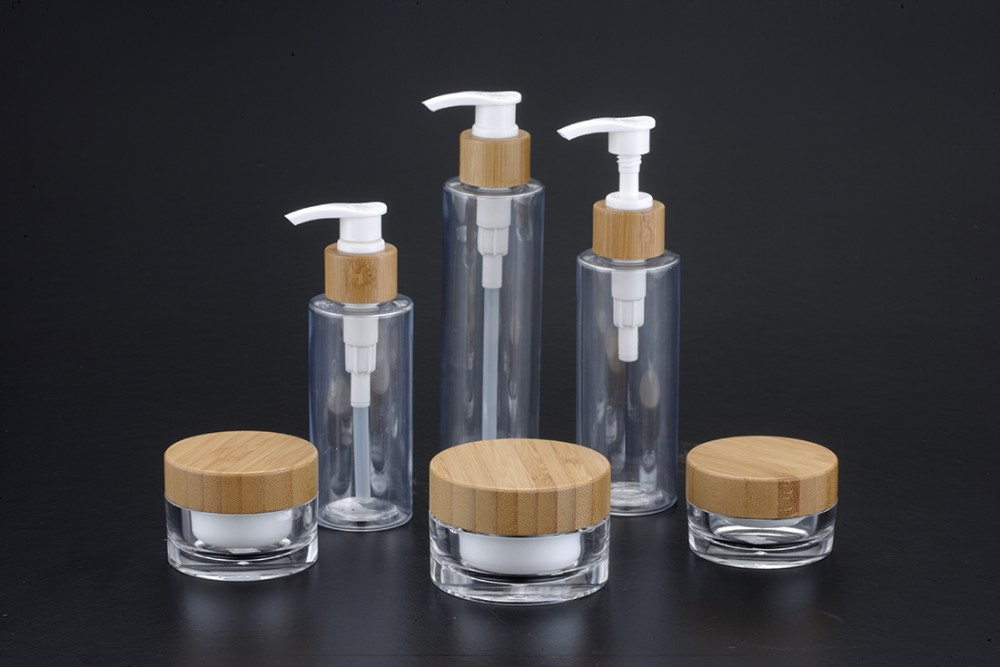 biodegradable cosmetic containers skincare packaging
