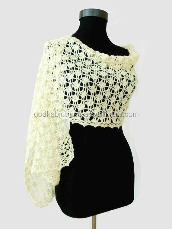 Crochet Lace Scarf Patterncrochet Lace Shawlcrochet Shawl Pattern