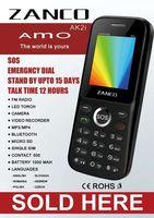 ZANCO AS2 latest 1.77 inch dual SIM mobile phone